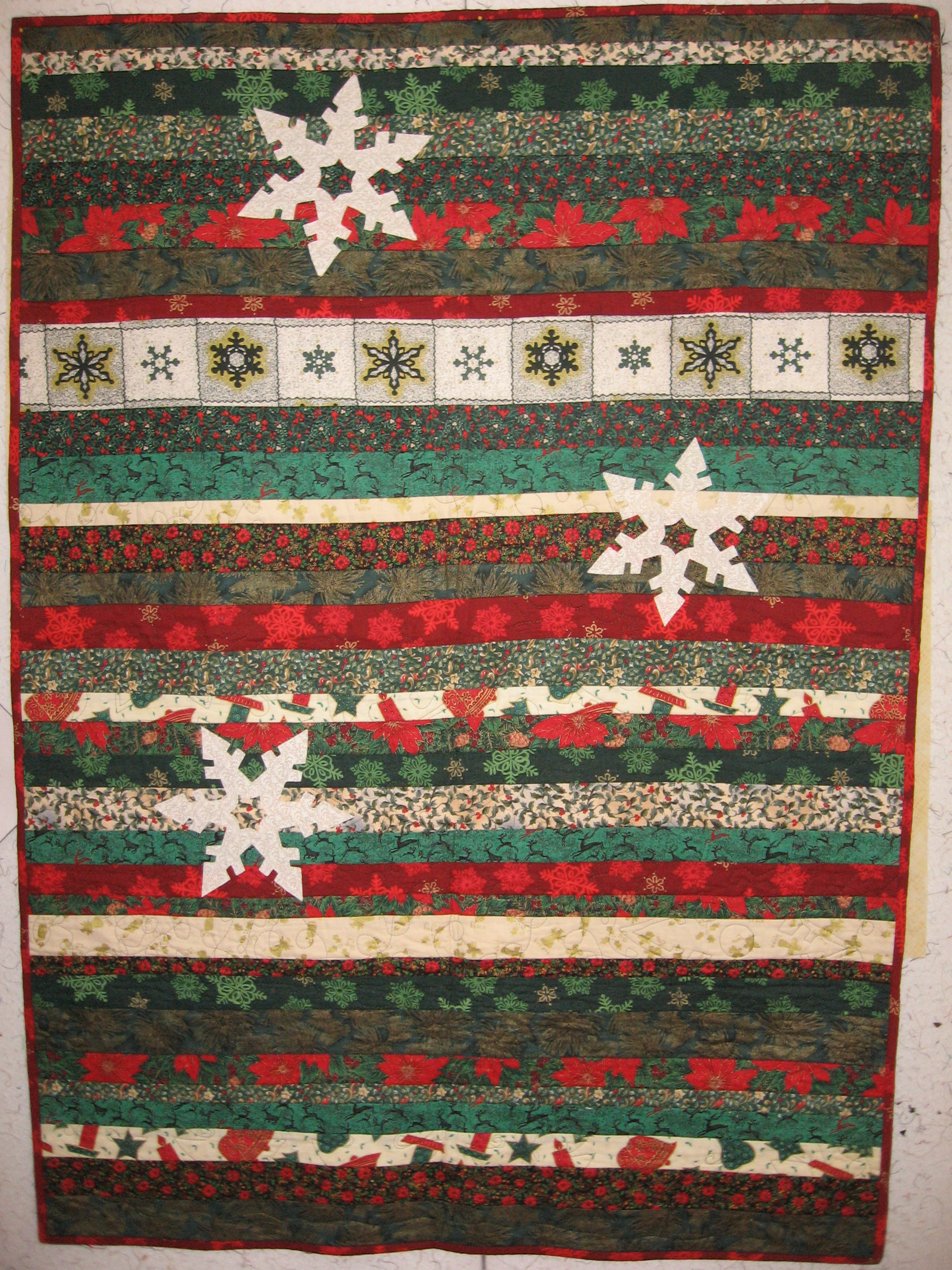 Lasagna Quilt Pattern Jelly Roll : Lasagna Pattern for Quilt and Tablerunner - Lyn Brown s Quilting Blog