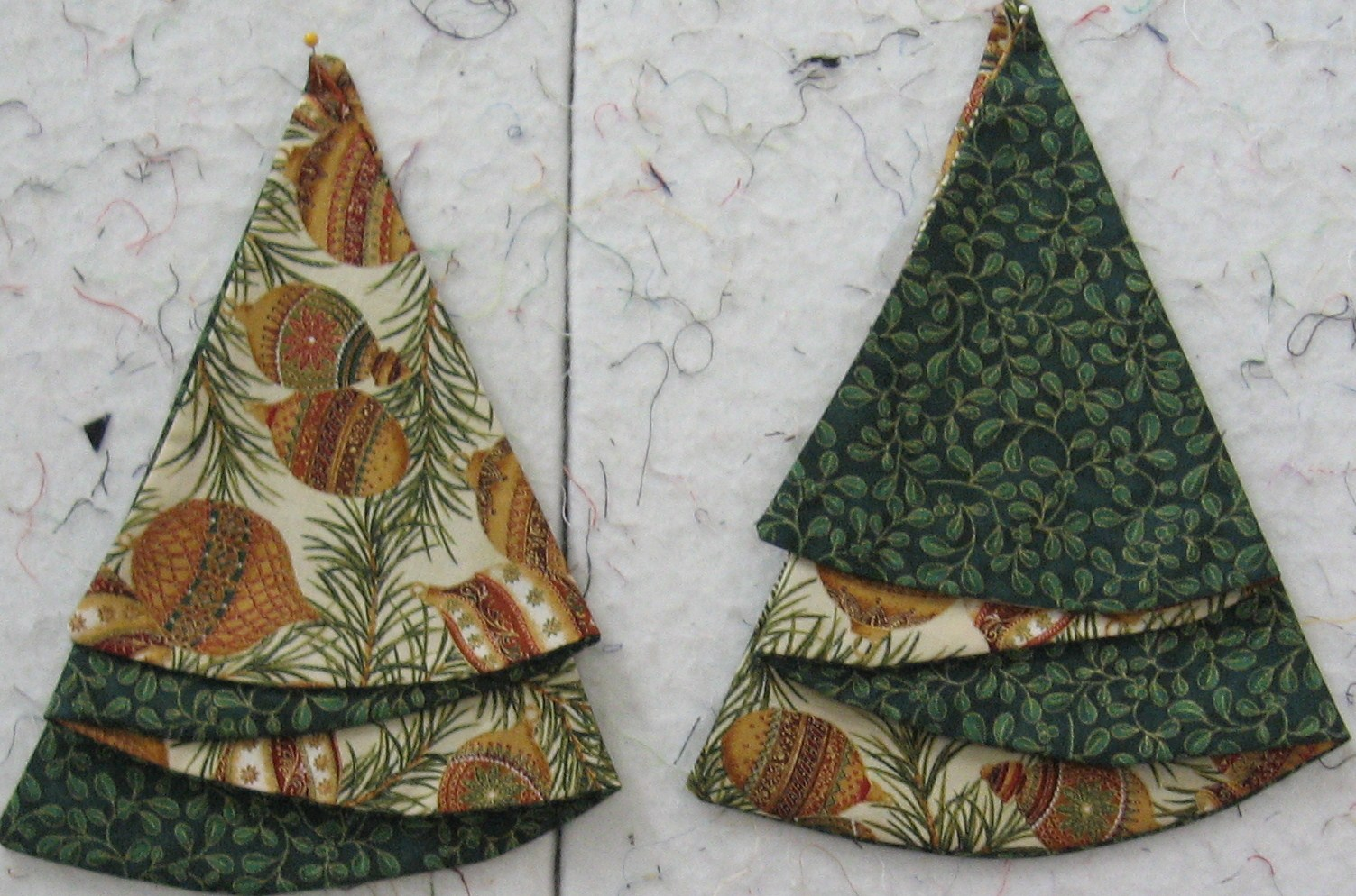Christmas Tree Napkin Lyn Brown S Quilting Blog
