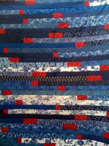 photo39 225x300 Jelly Roll Race (1600) Quilt