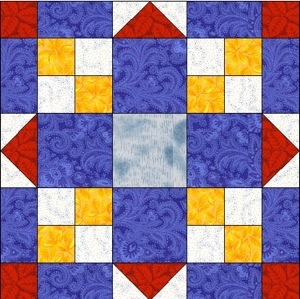 Free Quilt Patterns For Dummies : ROUGH AND TUMBLE QUILT PATTERN FREE Quilt Pattern