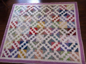 Jewel Box Swap Scrap Vintage Quilt Pattern Free Lyn