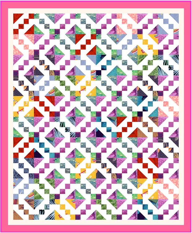 Jewel Box Quilt Pattern Bing Images