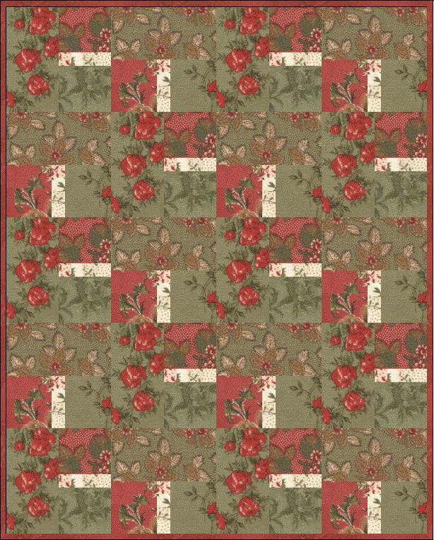 Do You See Christmas Block Of The Month 32 The Gingerbread House