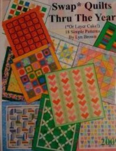 Swap Quilts Through The Year 231x300 Woohoo! August Christmas Ornament: Baby Block