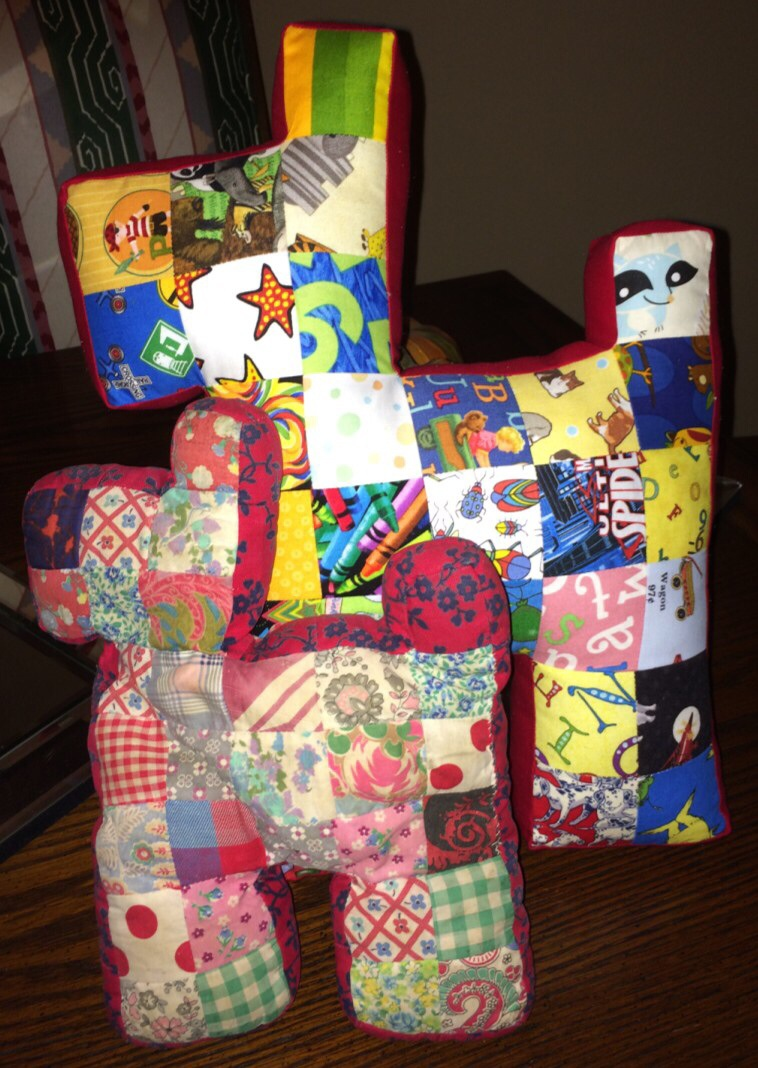 Patchwork Puppy Dog Pattern Now Available On Craftsy Lyn Brown S