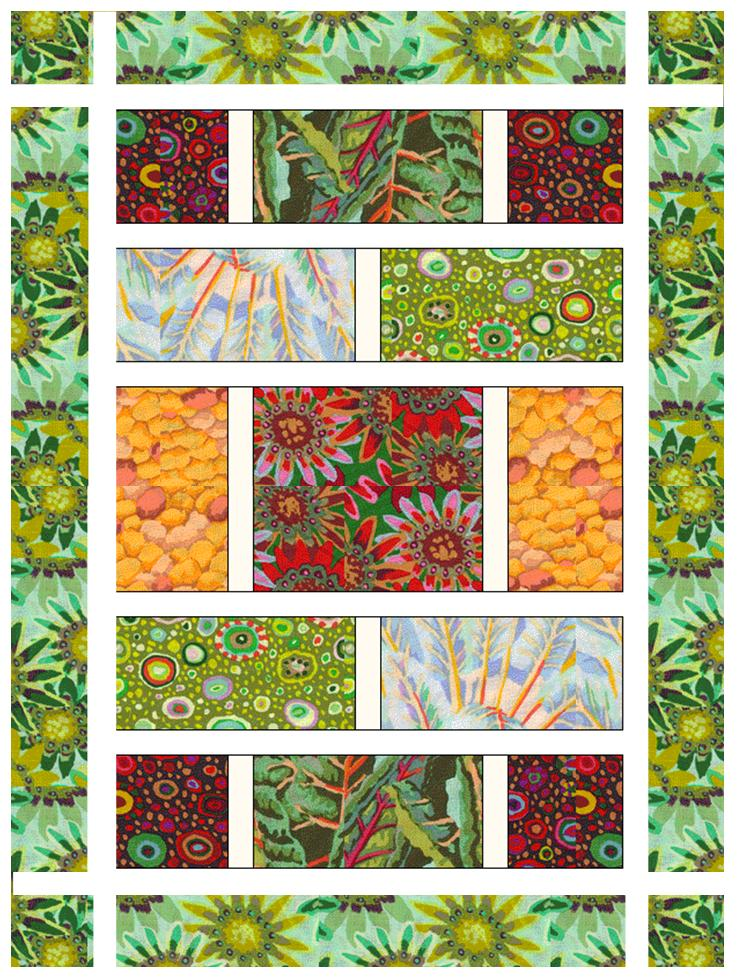 Quilting Patterns With Fat Quarters : Phat Fats: A Modern Fat Quarter Quilt - Lyn Brown s Quilting Blog