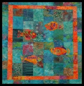 Quilt-A-Fish