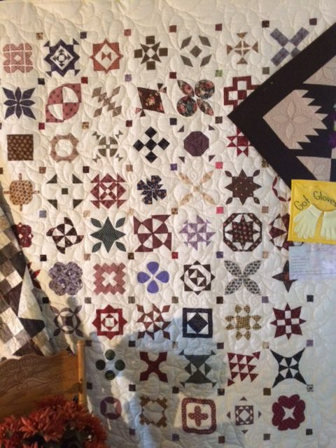 From The Better Late Than Never File... - Lyn Brown's Quilting Blog : we r quilts - Adamdwight.com