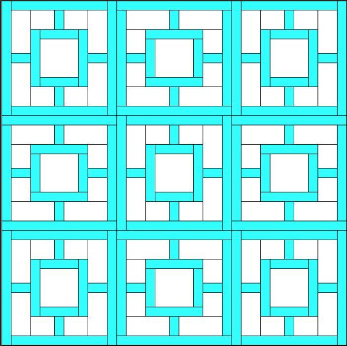 mid century modern sampler quilt block 5 buena park screen lyn brown 39 s quilting blog. Black Bedroom Furniture Sets. Home Design Ideas